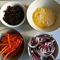 胡萝卜洋葱小炒的做法图解2