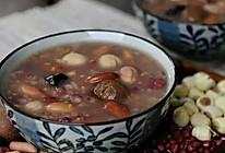 桂圆莲子粥的做法