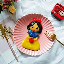 #精品菜谱挑战赛#可爱的白雪公主
