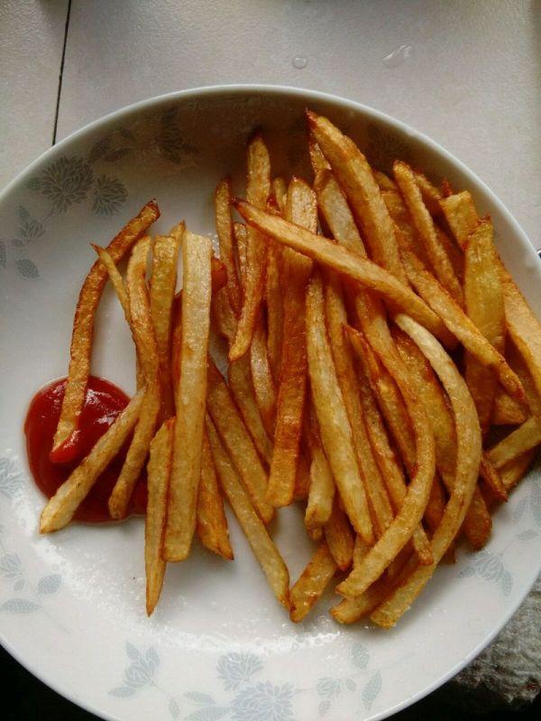 薯条的做法_【图解】薯条怎么做好吃_薯条_家常做法