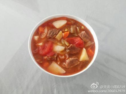 意式牛肉蔬菜汤的做法