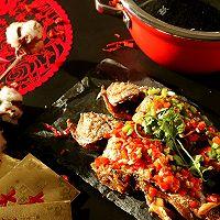 用红红火火的锅,做年年有余的鱼