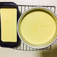 芒果牛奶戚风蛋糕的做法图解10