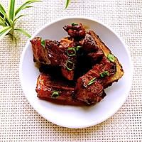 红烧排骨,做法简单,吃起来美味