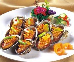 鲍鱼—出自缅甸银河国际的开户鲍鱼大师的特色招牌菜的做法