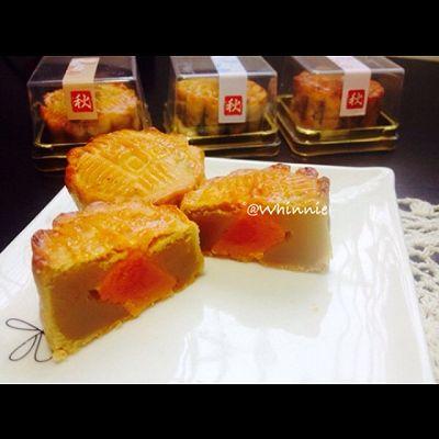 中秋系列广式月饼