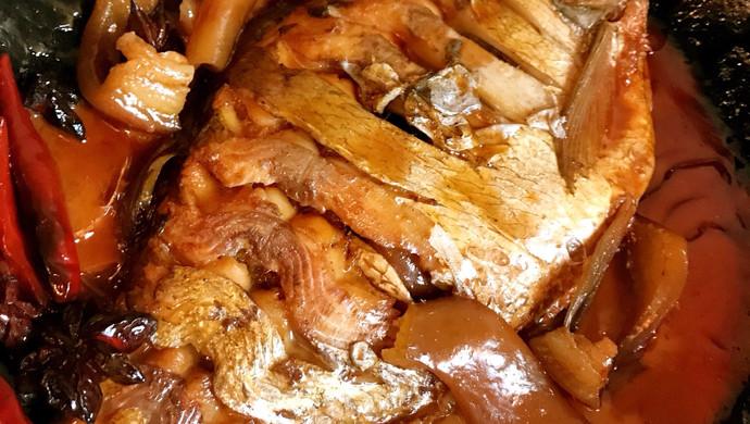 红烧鳊鱼(武昌鱼)