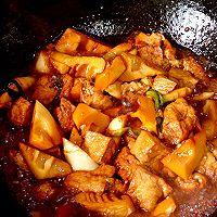 油油豆腐焖笋——的做法图解9