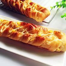 【玉米沙拉面包条】
