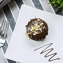 巧克力布丁蛋糕