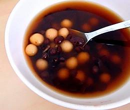 红豆小汤圆的做法