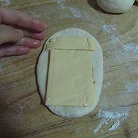 香葱培根奶酪面包的做法图解7