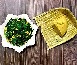 #换着花样吃早餐#家常韭菜炒鸡蛋的做法