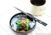 芝麻酱拌菠菜的做法