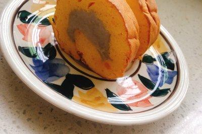 芋泥蛋糕卷+芋泥麻薯+芋泥奶茶