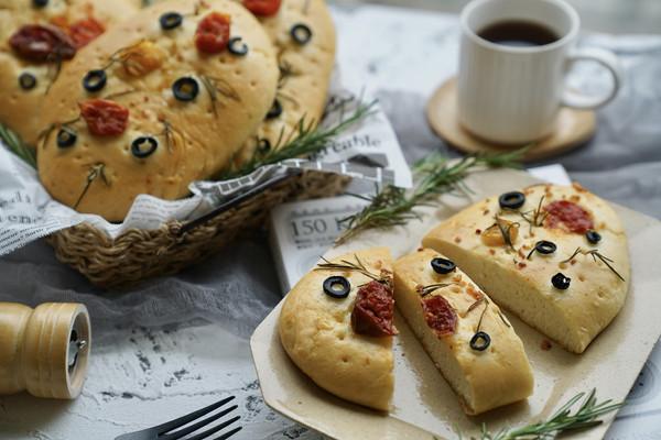 意大利低脂佛卡夏面包的做法
