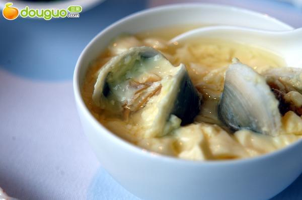 蛤蜊蒸水蛋的做法