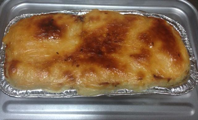 马苏里拉焗土豆