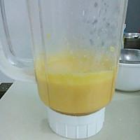 小甜品~南瓜奶油甜汤。的做法图解4