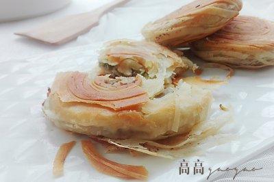 牛肉饼#年味十足的中式面点#