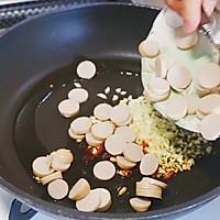 猪肉肠番茄意面#厨房有维达洁净超省心#的做法图解5