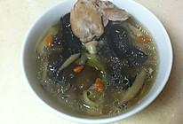 霸王花老鸭汤的做法