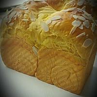南瓜杏仁片土司——手撕包的做法图解13
