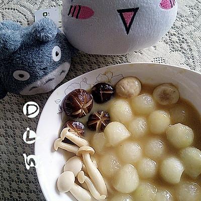 尚汤烩冬瓜
