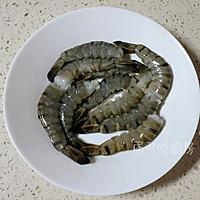 蒜蓉开边虾的做法图解6