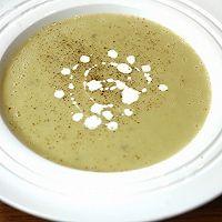 奶油芦笋汤的做法图解6