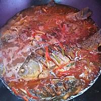 下饭菜~红烧鲫鱼。的做法图解8