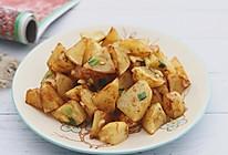 孜然烤土豆块的做法