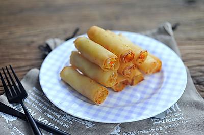 鸡汁脆皮土豆泥#太太乐鲜鸡汁中式#