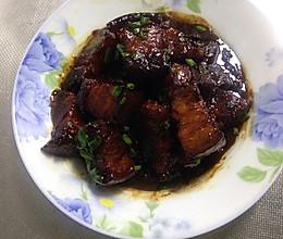 红腐乳烤肉的做法