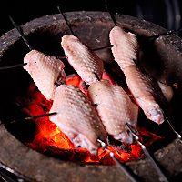 #晒出你的团圆大餐#碳烤鸡翅的做法图解2