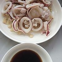 葱油鱿鱼的做法图解6