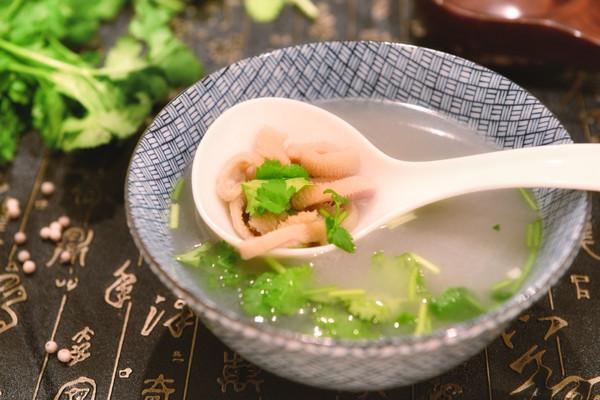 养胃汤-羊肚汤的做法