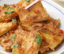 鲜香下饭~香辣蒜香豆腐的做法