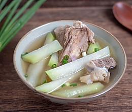 菜头猪骨汤的做法