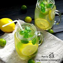 青金桔柠檬蜜茶