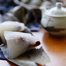 甜蜜红豆水晶粽
