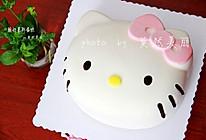 萌一夏--kitty酸奶慕斯蛋糕的做法