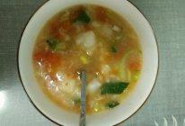 鳕鱼疙瘩汤的做法