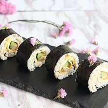 日本燕麦香米寿司#蔚爱边吃边旅行#