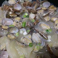 花蛤冬瓜汤的做法图解9