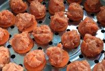 胡萝卜肉丸的做法