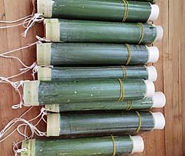 一见钟情的竹筒饭的做法