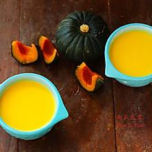 #秋天怎么吃# 滋润香甜:南瓜豆浆