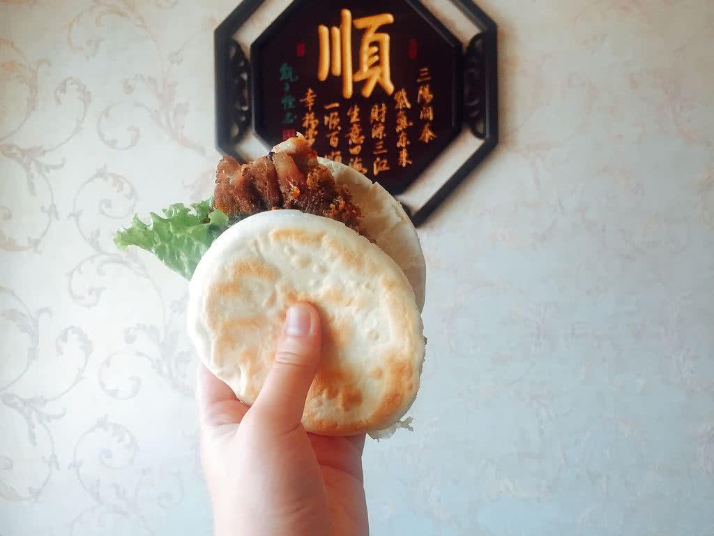 芝士烤羊腿馍#百吉福芝士面包#