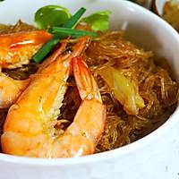 泰式虾蒸粉丝 | Khong Aob Woonsen的做法图解8